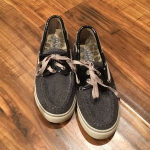 Flannel Sperry Top-Sider's